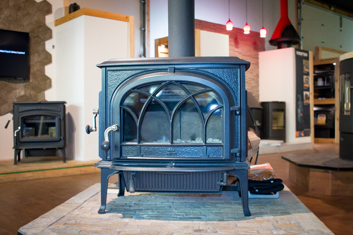 Lakeside Fire Free Standing Stove